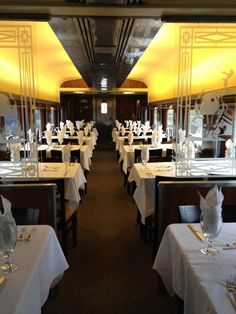 #cincinnati #dinner #train   To reserve your tickets, contact us via email at cdt@cincinnatirailway.com or by phone at 513-791-RAIL (7245).Your tickets will be held at Will Call on your arrival to the Dinner Train. www.cincinnatidinnertrain.com