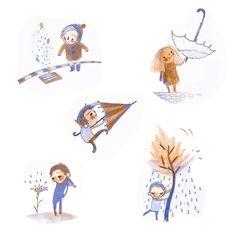 rain by jenny lumelsky