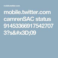 mobile.twitter.com camrenSAC status 914533669175427073?s=09