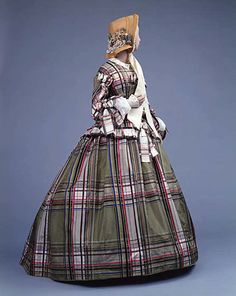 Dress  1857  The Metropolitan Museum of Art