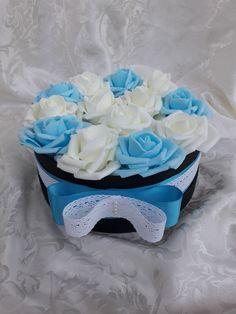 "Blanche Fleur virágdoboz - ""North Pole roses II."""