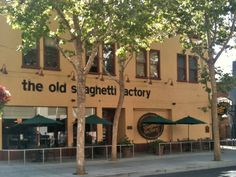 The Old Spaghetti Factory, San Jose, California