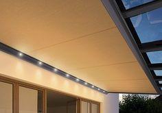 Lichtleiste LED / LED Design / 3Spot - weinor Markisen, Terrassendächer, Glasoase