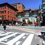 多彩的十字路口 😋 Street View