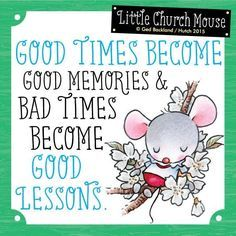 free little church mouse quotes - Google Search