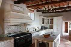 Under the Tuscan Sun villa real life kitchen