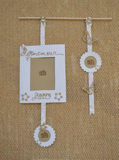 Modèle de l'atelier Place Cards, Place Card Holders