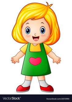 Cute little pictures cute little girl cartoon stock illustration cute pictures to draw easy videos . Cartoon Drawing Tutorial, Cartoon Girl Drawing, Cartoon Drawings, Easy Drawings, Little Girl Cartoon, Cute Little Girls, Cartoon Kids, Cute Pictures To Draw, Cartoon Download