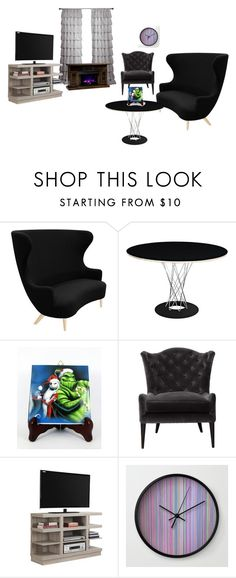 TerryTiles2014 by bamagirl0320 on Polyvore featuring interior, interiors, interior design, home, home decor, interior decorating, Tom Dixon, DutchCrafters, Monarch and WALL