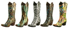 I own a pair of cowboy rain boots - best thing out there!