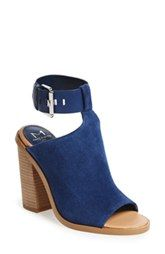Marc Fisher LTD 'Vashi' Ankle Strap Sandal (Women)