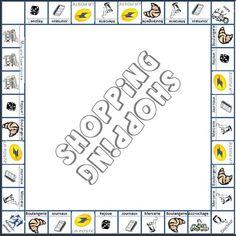 Sur le blog de Charivari, vous trouverez un super jeu pour manipuler la monnaie (payer et rendre la monnaie) qui s'appelle «Shopping». Vous pourrez télécharger chez elle : Le plateau de jeu Les listes de courses Les fiches-objets à vendre.  Vous trouverez ici…  Du matériel pour compléter son jeu… La fiche-tarifs : petites […]