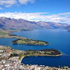 Skyline Gondola The Best Way to See Queenstown in A Day Lake Wakatipu Rafting, Amazing Destinations, Travel Destinations, Holiday Destinations, Queenstown New Zealand, Lake Wakatipu, Road Trip, Nova, Turismo
