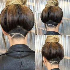 Great Edgy Undercut Hairstyles for Summer