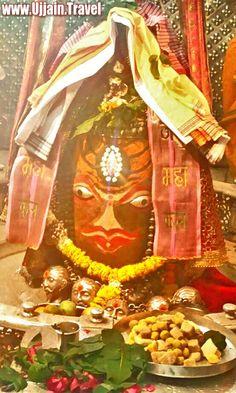 Today, Feb. 9 pic of Bhasma Aarti of Lord Mahakaleshwar Ujjain.  Visit Ujjain for #Simhasth  during Apr. - May 2016