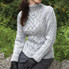 Yarnspirations is the spot to find countless free intermediate knit patterns, including the Bernat Sterling Cables Sweater, XS/S. Browse our large free collection of patterns & get crafting today! Sweater Knitting Patterns, Knit Patterns, Free Knitting, Knitting Ideas, Knitting Designs, Cable Sweater, Knit Sweaters, Cardigans, Yarn Brands
