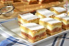 szarlotka z budyniem Cheesecake, Food And Drink, Pie, Baking, Desserts, Poland, Fruit Cakes, Dessert Ideas, Food Food