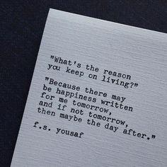 """Farhan Yousaf (@fs.yousaf) on Instagram: """"Internal Conversations // A reminder I need"""""""