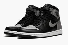 Air Jordan 1 Retro High OG Shadow 2018 Dropping Next Weekend - Dr Wong - Emporium of Tings. Jordan Retro 1, Air Jordan 1 Shadow, Original Air Jordans, Baskets, Nike Air Jordans, Jordans 2018, Black Jordans, Air Jordan Shoes, Jordan Sneakers