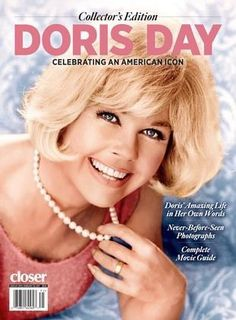 Doris Day, On News stands Nov 2016