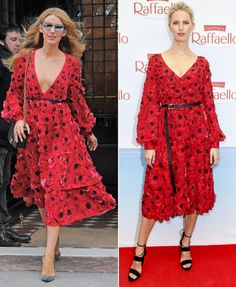 Fashion Battle: Blake Lively vs. Karolina Kurkova #BlakeLively #KarolinaKurkova #FashionBattle #StarStyle #FashionTwins