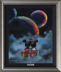 Two Faces of Mickey