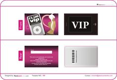 Membership Cards Templates Patterns Card Template Vector  Places To Visit  Pinterest  Card .