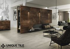 Unique Tile is the Designer's choice for luxury tile and stone. Browse our stock tiles straight from Italy or special order exactly what you need. Wood Tiles, Unique Tile, Flooring, Luxury, Table, Furniture, Design, Home Decor, Homemade Home Decor