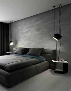 fascinating modern bedroom decor ideas for men . - pinturest - fascinating modern bedroom decor ideas for men – - Modern Bedroom Decor, Master Bedroom Design, Trendy Bedroom, Contemporary Bedroom, Modern Room, Bedroom Boys, Modern Decor, Modern Contemporary, Bedroom Ideas For Men Modern