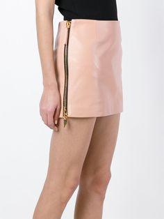 Giuseppe Zanotti Design mini falda con cremallera