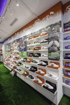 TAF football store by Mao Livre Colombo 03