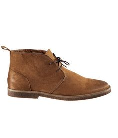 SYNTHETIC suede desert boot! the holy grail for veggies.