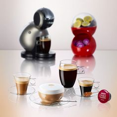 Revolving spiral 32 capsule coffee pod holder tower stand - Distributeur capsule dolce gusto ...