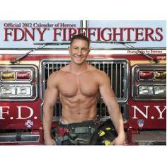 FDNY Firefighters Calendar 2012 Calendar of Heroes $9.95