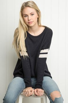 Brandy ♥ Melville   Veena Sweater - Sweaters - Clothing