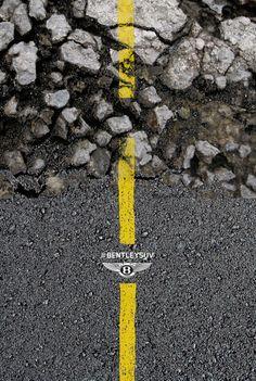 Bentley Suv Smartadvertising Pinterest Bentley Suv Creative
