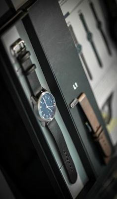 The ultimate gift! Bespoke timepiece by Maurice de Mauriac. Luxury swiss watches for men and women.