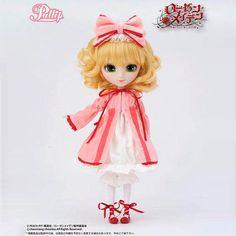 Muñeca Hinaichigo 30 cm. Rozen Maiden. Pullip Estupenda réplica de la muñeca del personaje llamada Hinaichigo de 30 cm que podemos ver en el exitoso manga/anime de Rozen Maiden. Una muñeca que sin duda te encantará si eres fan que es 100% oficial y licenciada.