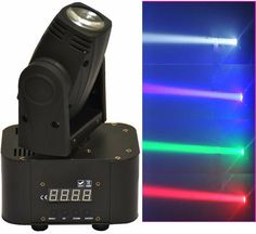 110.00$  Watch here - http://alicoe.worldwells.pw/go.php?t=32297038542 - 1pc Free Shipping Hot Sale 10W 4 in 1 LED Mini Moving Head Beam Lights Ultra Bright Stage Lamps for Home Party from China 110.00$