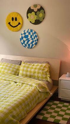 Room Design Bedroom, Room Ideas Bedroom, Bedroom Decor, Pastel Room, Indie Room, Aesthetic Room Decor, Home And Deco, My New Room, Room Inspiration