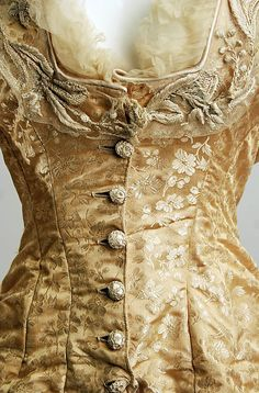 French Fancy.. Gown Date: 1878]
