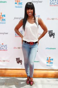 Kelly Rowland at Save the Music 2011