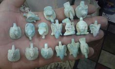 Sculptures Pharaonic Hand Med carving stones for the old replica