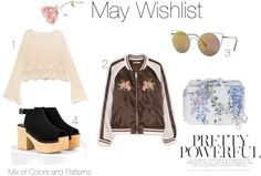 May Wishlist