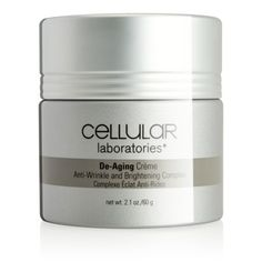 Cellular Laboratories De-Aging Moisturizing Day Crème SPF 20 helps to protect the skin from premature ageing brought on by harsh environments and the sun. Vitamins help make the skin smooth and soft while protecting against free radicals. Light Texture, Skin Brightening, Smooth Skin, 1 Oz, Sun Protection, Anti Aging Skin Care, Body Care, Creme, Moisturizer