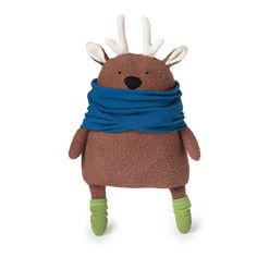 Despite being a little tubby, Doodles the Deer requires cozy accessories to stay warm during the winter. Doodles will make the perfect gift for ...