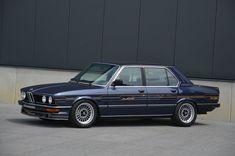 1981-82 E12 Alpina B7 S Turbo Bmw E28, Bmw Alpina, Bmw Vintage, Modern Muscle Cars, Exotic Sports Cars, Bmw Classic, Bmw 5 Series, Bmw Cars, Retro Cars
