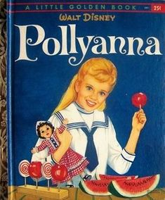 Usually loved Little Golden Books - this one is the pits; unflattering to Pollyanna and to Hayley Mills. Pollyanna on Acid! I Love Books, My Books, Story Books, Ghibli, Baby Boomer, Nostalgia, Film D'animation, My Childhood Memories, 1970s Childhood
