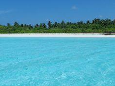 beautiful Fulhadhoo Island
