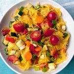 Carrie's+spaghetti+squash+salad